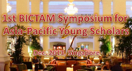 1st Symposium for Asia-Pacific Young Scholars