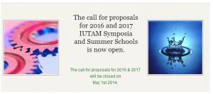 IUTAM SS Proposal-2016-2017